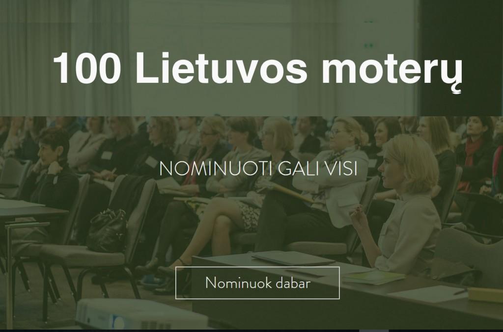 100-moteriu