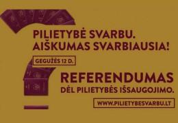 referendumas